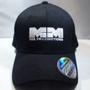 The M+M Mixes Official Cap Black