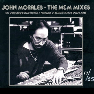 John Morales The M+M Mixes – Volume 1 – Signed
