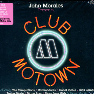 John Morales Presents Club Motown CD