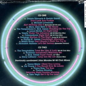 Club Motown Cd Back