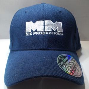 The M+M Mixes Official Cap – Blue