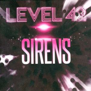 Level 42 Sirens CD