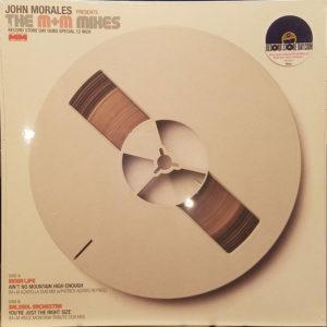 The M+M Mixes – RSD Vinyl